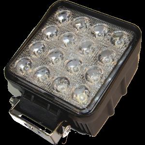 LED werklamp 48W 16LEDS
