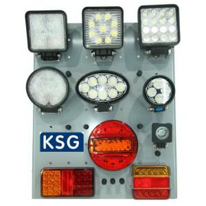 Toonbank display KSG LED Gevuld