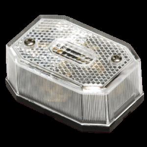 Markeringslamp wit Aspock RH 21-6512-007