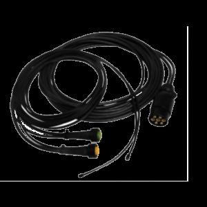 Aspock kabelboom vanaf stekker 2 kabels 58-1098-377