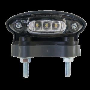 Kentekenverlichting LED/ interieur lamp 12/24v