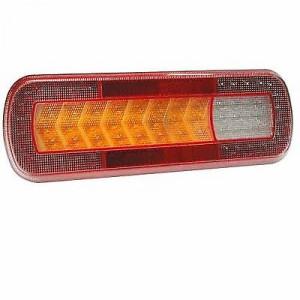 LED Achterlicht 12/24v (50cm kabel)