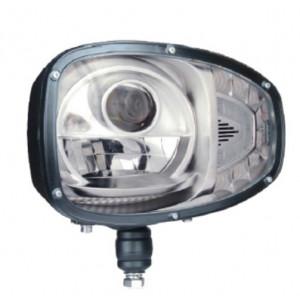 Koplamp LED met raw links 12/24V