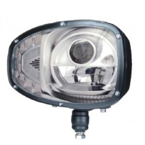 Koplamp LED met raw rechts 12/24V