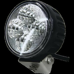 LED werklamp 12W 10-30V 1000 lumen radio-ontstoord
