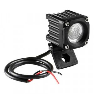 LED werklamp 10W 9-32vV 600 Lumen Radio-onstoord