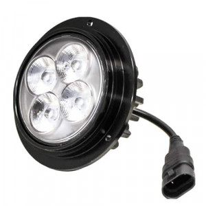 CRAWER inbouw werklamp 40W CREE tbv New Holland