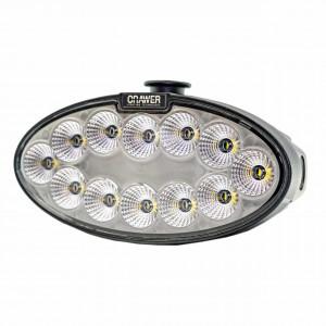 CRAWER John Deere R-serie werklamp ovaal 60watt CREE