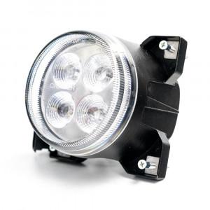 CRAWER inbouw werklamp 40W CREE tbv FENDT