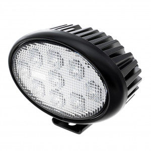 CRAWER led werklamp ovaal 50 watt 45 graden
