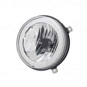 CRAWER LED koplamp met 3 functies rond voor Fendt