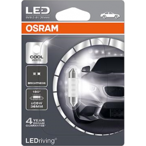 LED Osram 12V 10W (1 stuks)