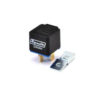 Relais claxon/mistlamp 12v 40Amp 4 pin