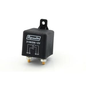 Relais 12v 200A High performance 4-polig