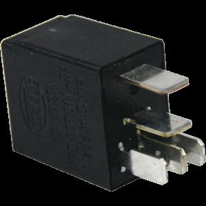 Micro relais wissel 24v 5-polig 15/10amp