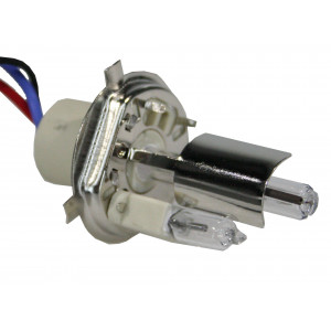 H4-2 Xenon 8000K losse lamp