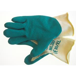 Werkhandschoenen groen XL