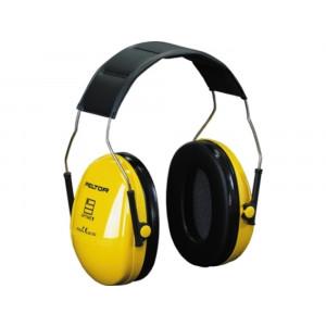 Gehoorbeschermer geel hoofdband Peltor