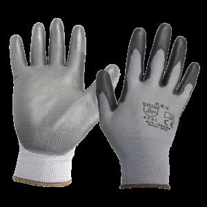 Monteurshandschoenen dun nylon maat 10 (XL)