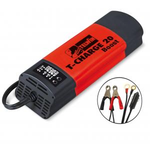 Acculader 12/24 volt automaat (druppel)