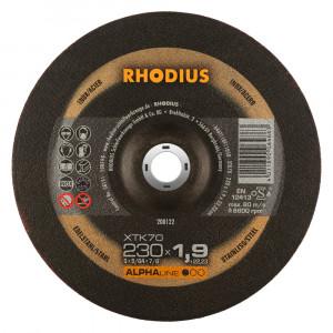 Doorslijp schijf 230x1,9mm RHODIUS