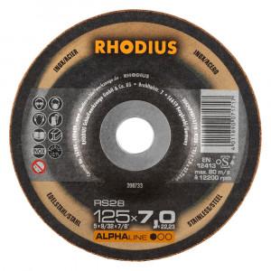 Afbraamschijf schijf 125x7,0mm RHODIUS