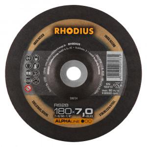 Afbraamschijf schijf 180x7,0mm RHODIUS