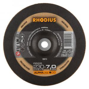 Afbraamschijf schijf 230x7,0mm RHODIUS
