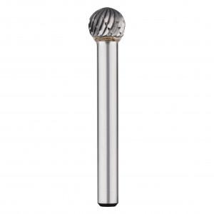 Hardmetaalfrees vorm D (KUD) 9.6 mm