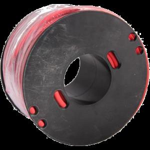 Las / startkabel 25mmq rood pvc (25)