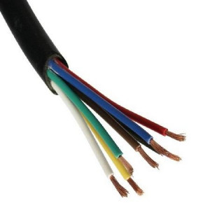 Kabel 7x0,75mmq 50m