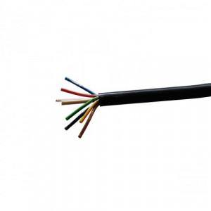 Kabel 8x0,75mmq (per meter)