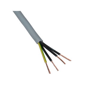 Kabel 4x0,50 flex 100m haspel