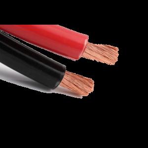 Twin kabel 2x6mmq rood/zwart