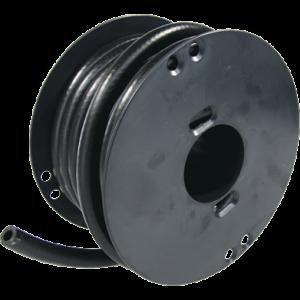 Brandstofslang zwart 8mm (haspel 10mtr.)