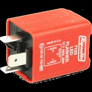 Clignoteur automaat voor LED verlichting 3 polig