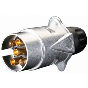 Hella 8JA 001 918-002 stekker 7polig metaal