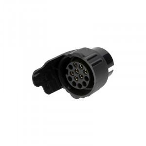 Verloop/adapter 7-polig > 13-polig doos