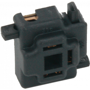 Koplampstekker H4 3-Pol z.kabel Hella