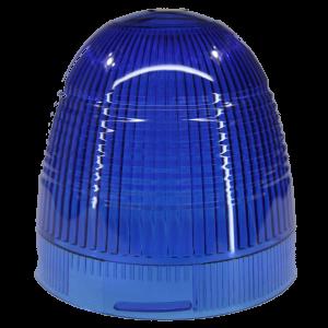 Zwaailamp kap blauw (voor lamp 24100110)