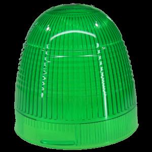 Zwaailamp kap groen (voor lamp 24100110)