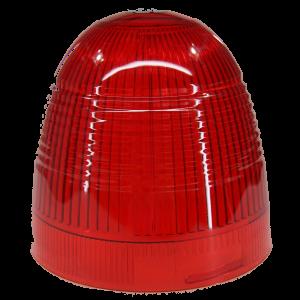 Zwaailamp kap rood (voor lamp 24100110)