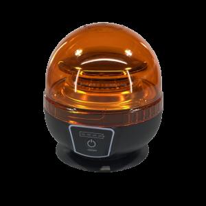 LED zwaai/flitslamp oplaadbaar, magneet