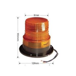 LED flitslamp 11-110v, vlak