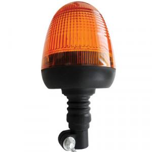 LED Zwaai / flitslamp 12/24v flexibele voet