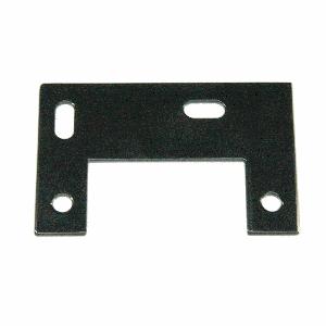 Montageplaat voor achteropbouw zwaailamp John Deere R-serie
