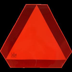Langzaam verkeer sticker KSG E-keur