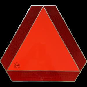 Langzaam verkeer bord ALU KSG E-keur