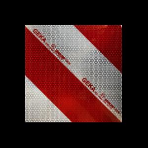 Lange lading bord metaal 283x283 mm E-keur Rechts