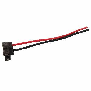 Koplampstekker H7 2-pol.met kabel